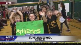 Kelly's Classroom: St. Helena School