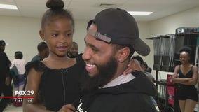 East Falls dance studio inspires with daddy-daughter ballet