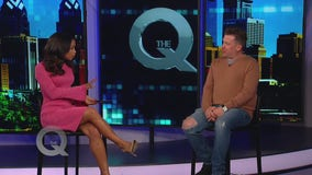 Alex Holley sits down with comedian Dave Landau on The Q