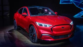 Mustang Mach E: Ford unveils its first all-electric SUV starting at $44K