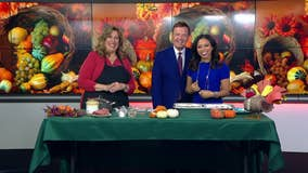Sue Serio showcases family's Sauerkraut recipe for Thanksgiving