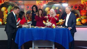 Karen Hepp shares family's Waldorf salad recipe with parents on Good Day