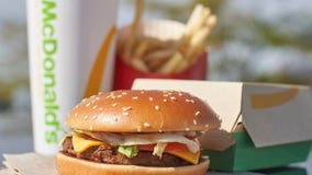 McDonald's shares 'one-handed meal hack,' Instagram reacts