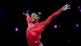 Simone Biles named Female Olympic Athlete of the Year