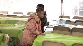 West Philadelphia store owner brings neighborhood together after devastating fire