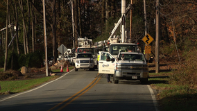 Slowly but surely, power is restored to homes in Delaware County
