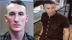 Michael Brown, Marine deserter wanted in death of mother's boyfriend, captured at Virginia murder scene