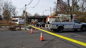 5 hospitalized following accident involving SEPTA bus