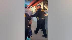 Transit system apologizes to black rider cuffed for eating sandwich