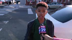 Mom pleads for answers after 10-year-old son struck by vehicle in North Philly