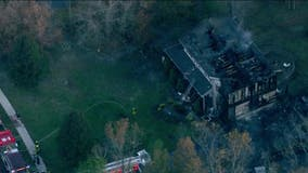 Blaze destroys volunteer firefighter's home in Mullica Township