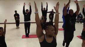 Dance studio in Philadelphia offers father-daughter ballet dancing