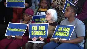 Legislators, health advocates rally support to fix Philadelphia schools overrun with asbestos