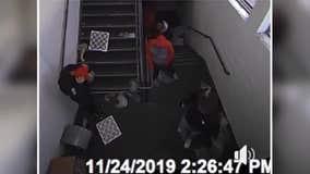 Police investigate vandalism at Rowan University parking garage