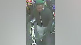 Police: Suspect sought in attempted robbery on subway train