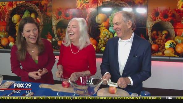 Karen Hepp's Thanksgiving Waldorf salad