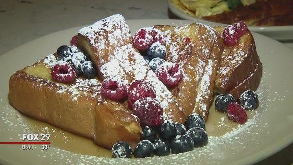 Breakfast with Bob: Olga's Diner