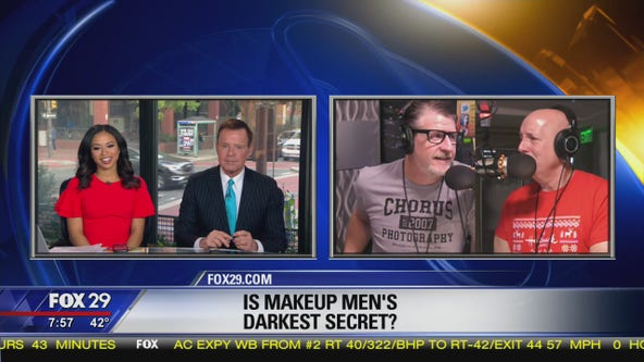 Preston and Steve discuss men wearing makeup trend with Mike and Alex