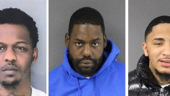 Prosecutors: 3 men arrested, $100k in heroin seized in multi-state drug bust