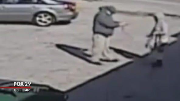 Suspect sought in armed robbery in Northeast Philadelphia