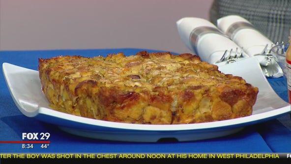 Sides with a Twist: Stuffing muffins, cheesesteak stuffed stuffing