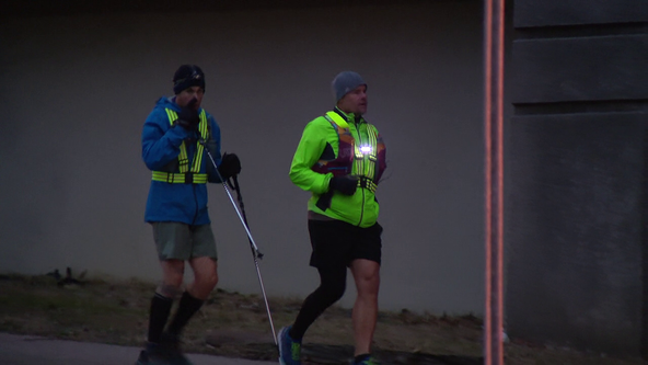 2 Men walk 500 miles on a mission to raise awareness and end veteran suicide