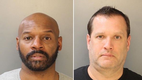 2 Philadelphia police officers arrested, charged with tampering