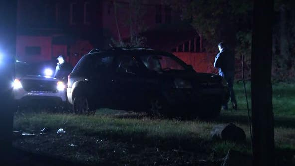 2 juveniles arrested after SUV stolen in Chester with baby, 6-year-old inside
