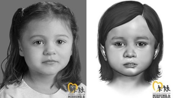 Police seek to ID remains of young girl found in Delaware
