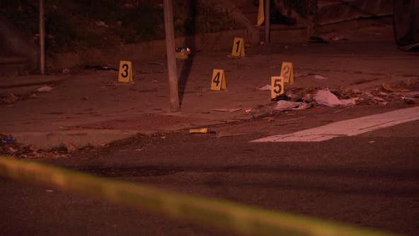 22-year-old man shot and killed in Logan; suspect sought