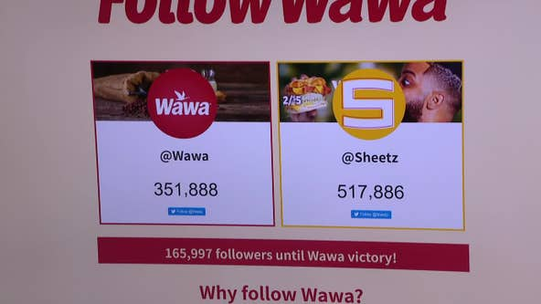 Local YouTube entrepreneur pledges $10K to Philabundance if Wawa can surpass Sheetz on Twitter