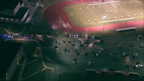 Police investigate shooting at high school football game in Pleasantville, N.J.