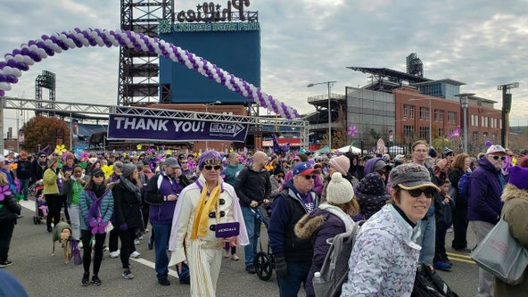 Thousands 'Walk to End Alzheimer's' in South Philadelphia; $1.1M raised