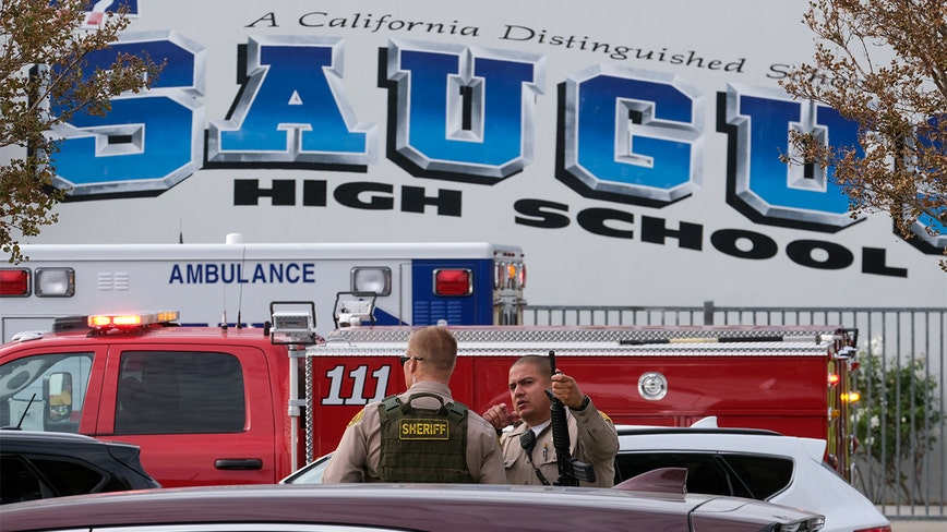 California school gunman, 16, dies; motive of fatal shooting on suspect's birthday still a mystery