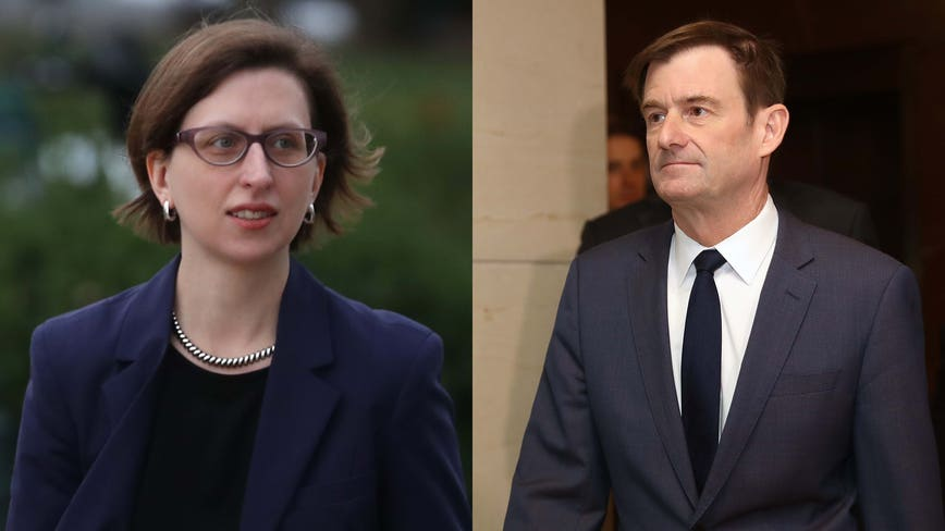 Laura Cooper, David Hale testify in 2nd round of Trump impeachment hearings; Cooper says Ukraine asked about aid on day of Trump call