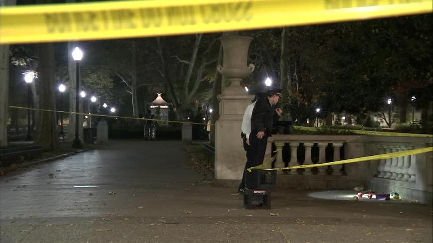 Man, 51, dies after Rittenhouse Square stabbing