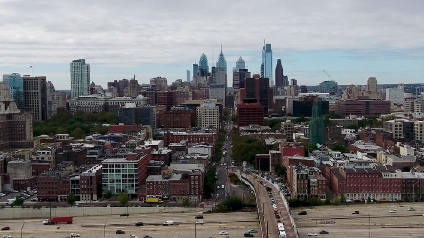 Road closures, parking restrictions for 2019 Philadelphia Marathon