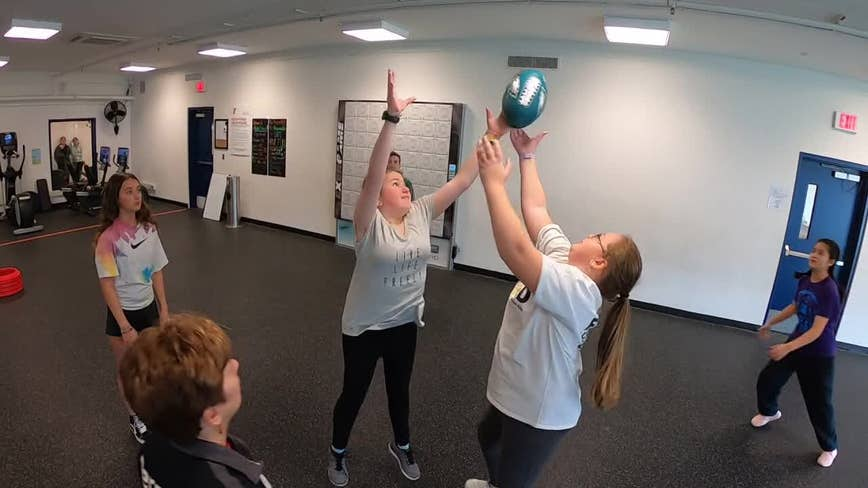 Brandywine YMCA launches fitness and wellness program helping kids in their battle with cancer