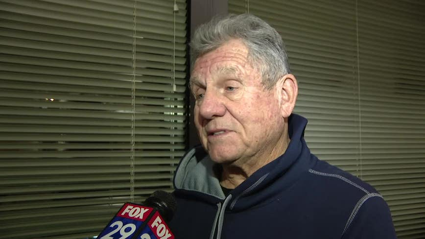 Phillies legends Charlie Manuel, Larry Bowa sleep out to raise money for homeless