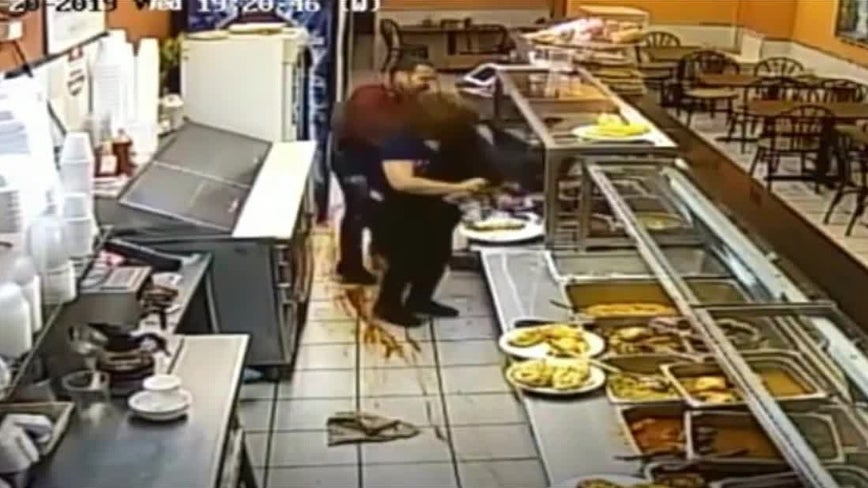 Police: Restaurant employee thwarts attempted robbery in Kensington