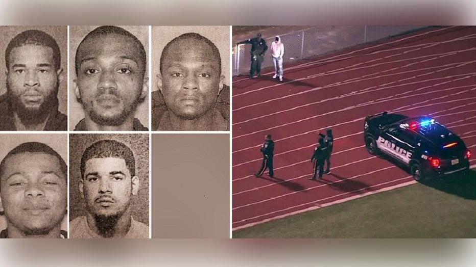 Pleasantville NJ high school football game shooting