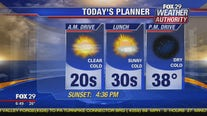 Weather Authority: Thursday morning forecast