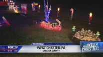 A Very Kelly Christmas: West Chester home decked out for holidays