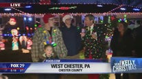 Very Kelly Christmas: Amazing holiday light display in West Chester