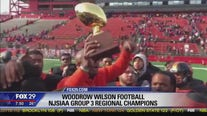 'Fight through adversity': Woodrow Wilson Football earn Group 3 Regional Championship
