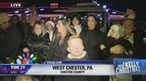 Very Kelly Christmas: Must-see holiday light display in West Chester