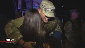 N.J. National Guard troops welcomed home for the holidays