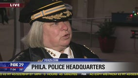 Acting commissioner Christine Coulter discusses her role in Philadelphia Police Department