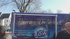 Recovery on Wheels hopes to change stigma surrounding addiction