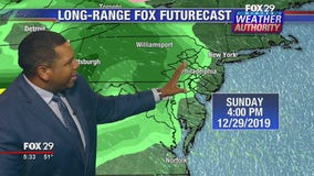 Weather Authority: Mild weekend gives way to rain showers
